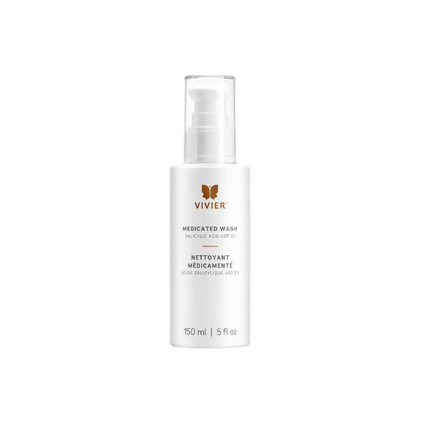 VIVIER Medicated Face Wash