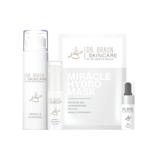 Dr. Braun Skincare Full Set (4 products)